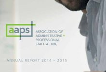 AAPS Annual Report 2015